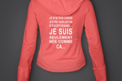 Sweat femme exceptionnelle