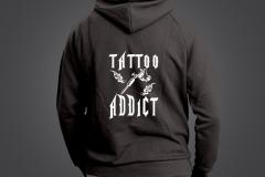 sweat tattoo addict