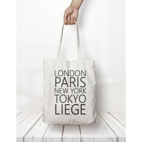 London, Paris, Liège