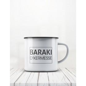 Tasse émaillée Baraki