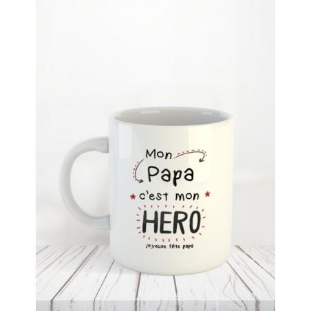 Mon Papa c'est mon Héro