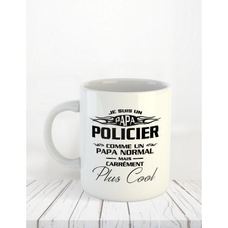 Papa policier