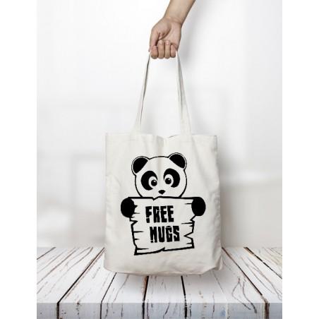 totebag personnalisé free hugs