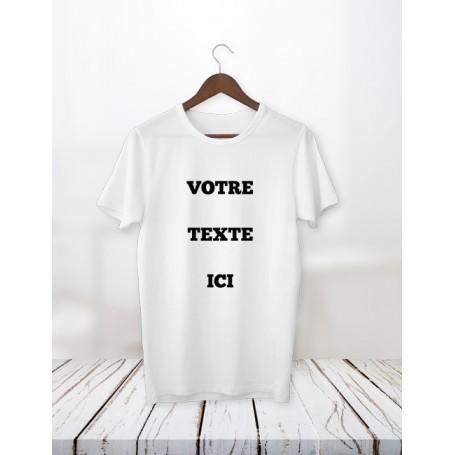 T-shirts Femmes VOTRE TEXTE ICI