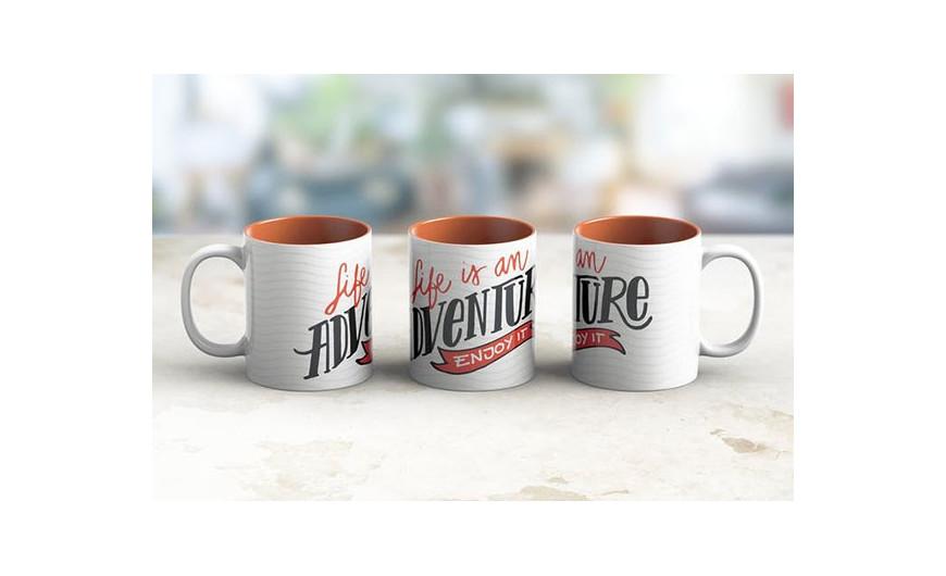 Le mug personnalisé