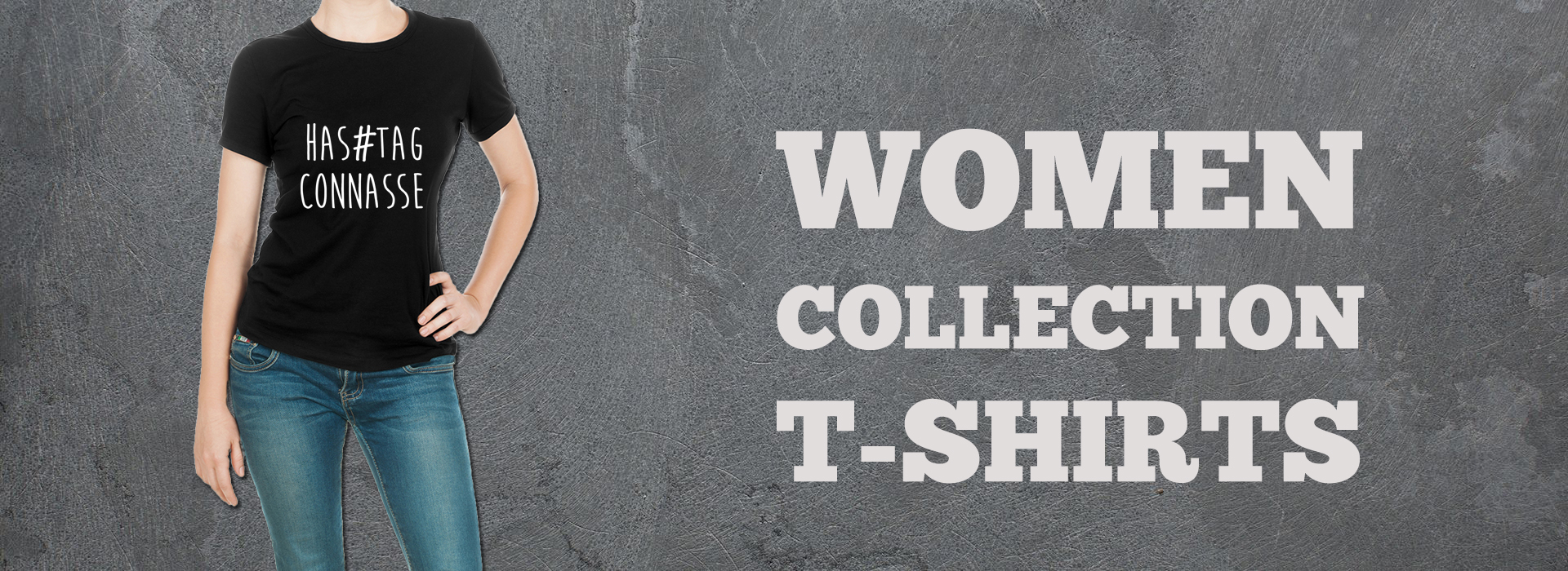 WOMEN COLLECTION : T-SHIRTS