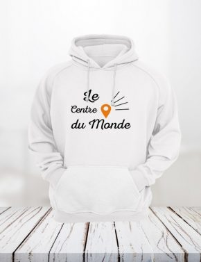 Le centre du monde Sweat